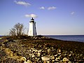 Lighthouse Seaside Park Bridgeport Connecticut - panoramio.jpg