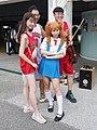 Lily Cao, Dabao Lin, Boy and EVA Asuka cosplayer 20200704a.jpg
