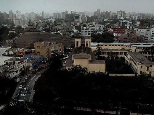 Lima Perù incontri