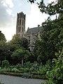 Limoges cathedrale vue jardin botanique (27641844700).jpg