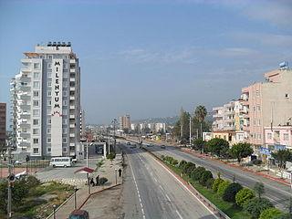 Limonlu, Mersin Town in Mersin Province, Turkey