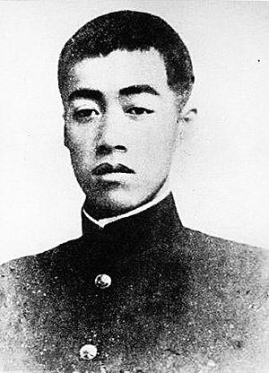 Lin Juemin - before 1911