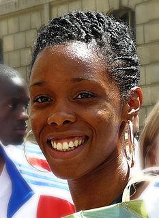 Lina Jacques-Sébastien French sprinter