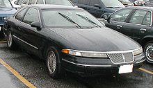 1993–1996 lincoln mark viii