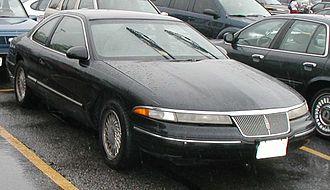 Lincoln Mark VIII - 1993–1996 Lincoln Mark VIII