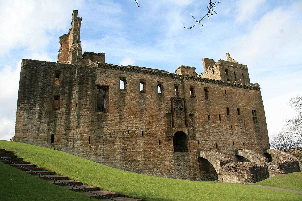 Linlithgow Palace Mary Queen Scots