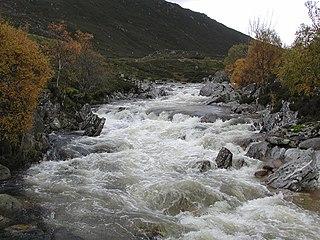 River Avon, Strathspey