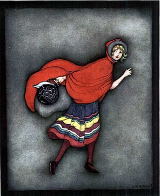 Jennie Harbour - Little red riding hood