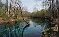 Livenza Fluss 01 in Polcenigo in der Provinz Pordenone, Italien, EU.jpg