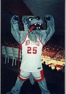 Lobo (mascot)