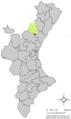 Localització de Vilamalur respecte del País Valencià.png