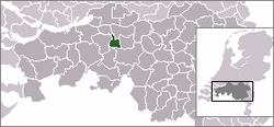 Location of Dongen
