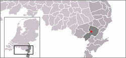 Location of Heythuysen
