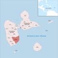Locator map of Kanton Capesterre-Belle-Eau 2018.png