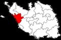 Locator map of the canton de Saint-Hilaire-de-Riez (in Vendée).png