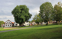 Lochousice, common, east side.jpg