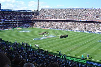 Gauteng - Loftus Versfeld Stadium, one of Gauteng's various stadia and venue for the 2010 FIFA World Cup