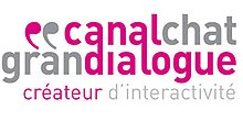 Logo Canalchat Grandialogue