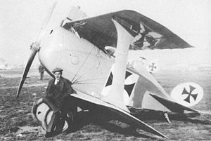 Lohner Type AA - Lohner 10.20 with no vertical fin and all moving rudder.