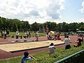 Long jump W at TNT Fortuna Meeting in Kladno 16June2011 068.jpg