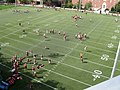 Looking down on the Cougar practice field (3938060873).jpg