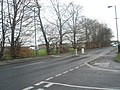 Looking from Goldsmith Road into Derby Road - geograph.org.uk - 1620736.jpg