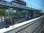 Looking out the left window on a trip from Union to Pearson, 2015 06 06 A (517) (18631190356).jpg