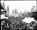 Looking up the Pay Streak, Alaska-Yukon-Pacific Exposition, 1909 (MOHAI 6480).jpg