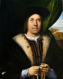 Lorenzo Lotto - Portrait of a Gentleman with a Rosary - WGA13673.jpg