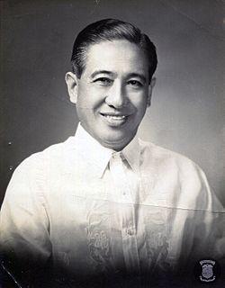 Lorenzo Tañada Filipino politician