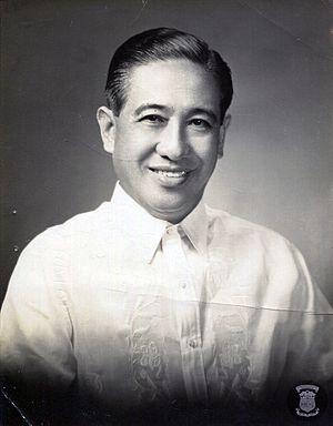 Lorenzo Tañada - Image: Lorenzo Tanada portrait