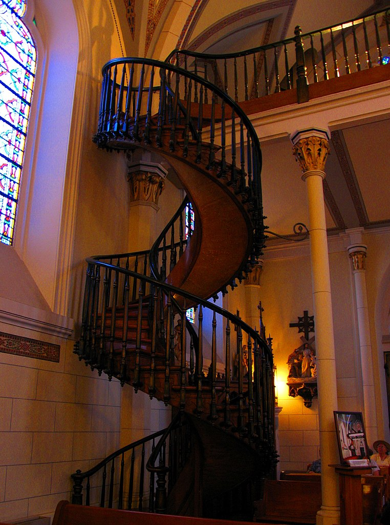 Loretto Chapel Santa Fe Tours