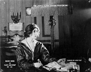 <i>Lost and Won</i> (1917 film) 1917 film