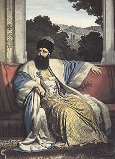 Michael Soutzos Prince of Moldavian
