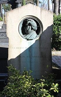 Louis Desnoyers - Père-Lachaise 02.jpg