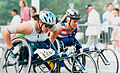 Louise Sauvage, 1996 Summer Paralympics.jpg