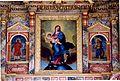 Louvie-Juzon, Pyrénées atlantiques, église Saint Martin, retable IMGP0623.jpg
