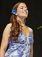 Lovely model in blue (IMG 7740a) (5461121327).jpg