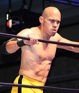Low Ki American professional wrestler