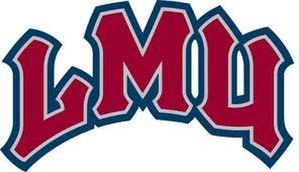 2017–18 Loyola Marymount Lions men's basketball team - Image: Loyola Marymount LMU Wordmark