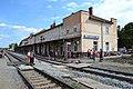 Lučenec - Železničná stanica - rekonštrukcia 2017 (1).jpg