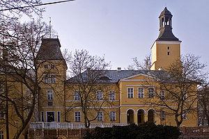 Lubsko - Lubsko castle