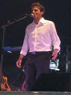 Luca Barbarossa Italian singer-songwriter and radio presenter
