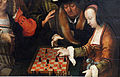 Luca di leida, partita a scacchi, 1518 ca. 02.JPG