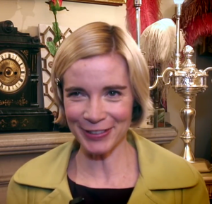 Lucy Worsley - Worsley in 2014