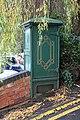 Lucy box, St Ann's Road, Malvern (front) - geograph.org.uk - 1587054.jpg