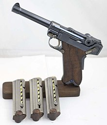 Luger pistol - Wikipedia