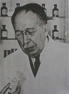 Luis Agote Argentine physician and researcher