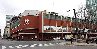 Estadio Luna Park - Image: Luna Park desde Trinidad Guevara