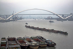 Lupu Bridge - Wikipedia, the free encyclopedia
